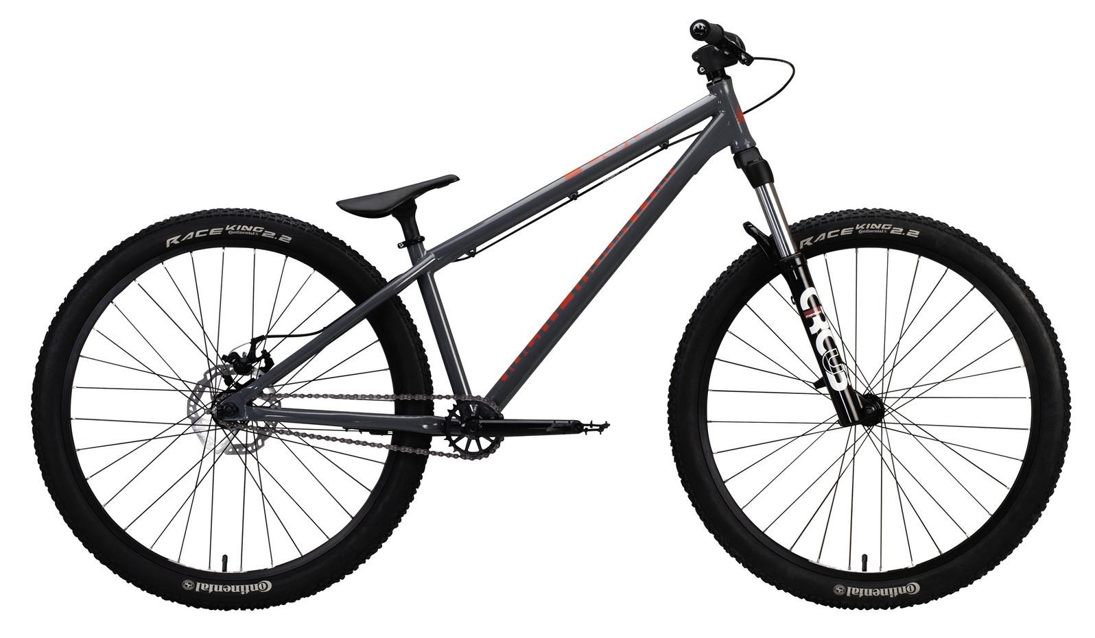 2014 Rocky Mountain Flow DJ Bike bike - 2014 Rocky Mountain Flow DJ