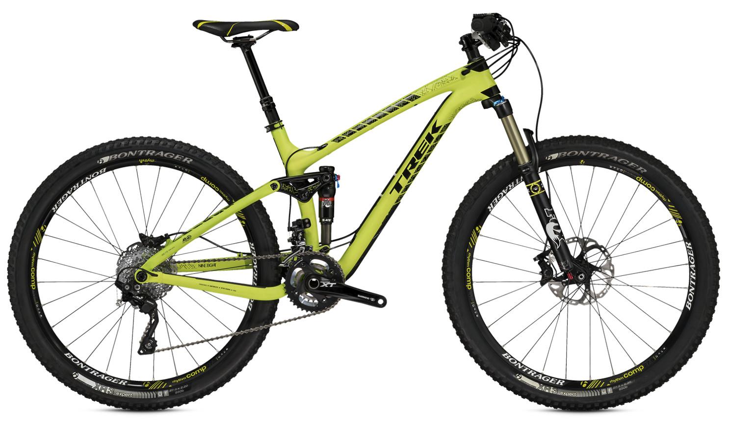 bike - 2015 Trek Fuel EX 9.8 27.5