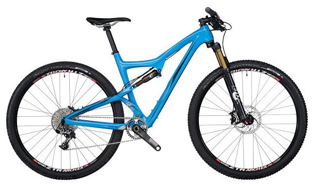2014 Ibis Ripley 29 Bike - Blue with XX1 build