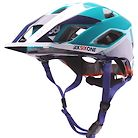 C138_2018_sixsixone_evo_am_helmet_orange_blue_three_quarter_front
