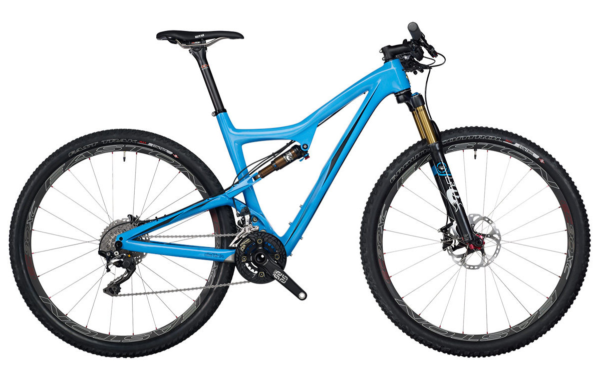 2014 Ibis Ripley 29 Bike - Blue with XTR build