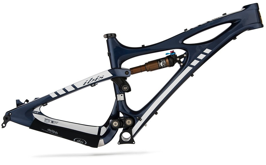 Ibis Mojo HDR Frame - Reviews, Comparisons, Specs - Mountain Bike ...