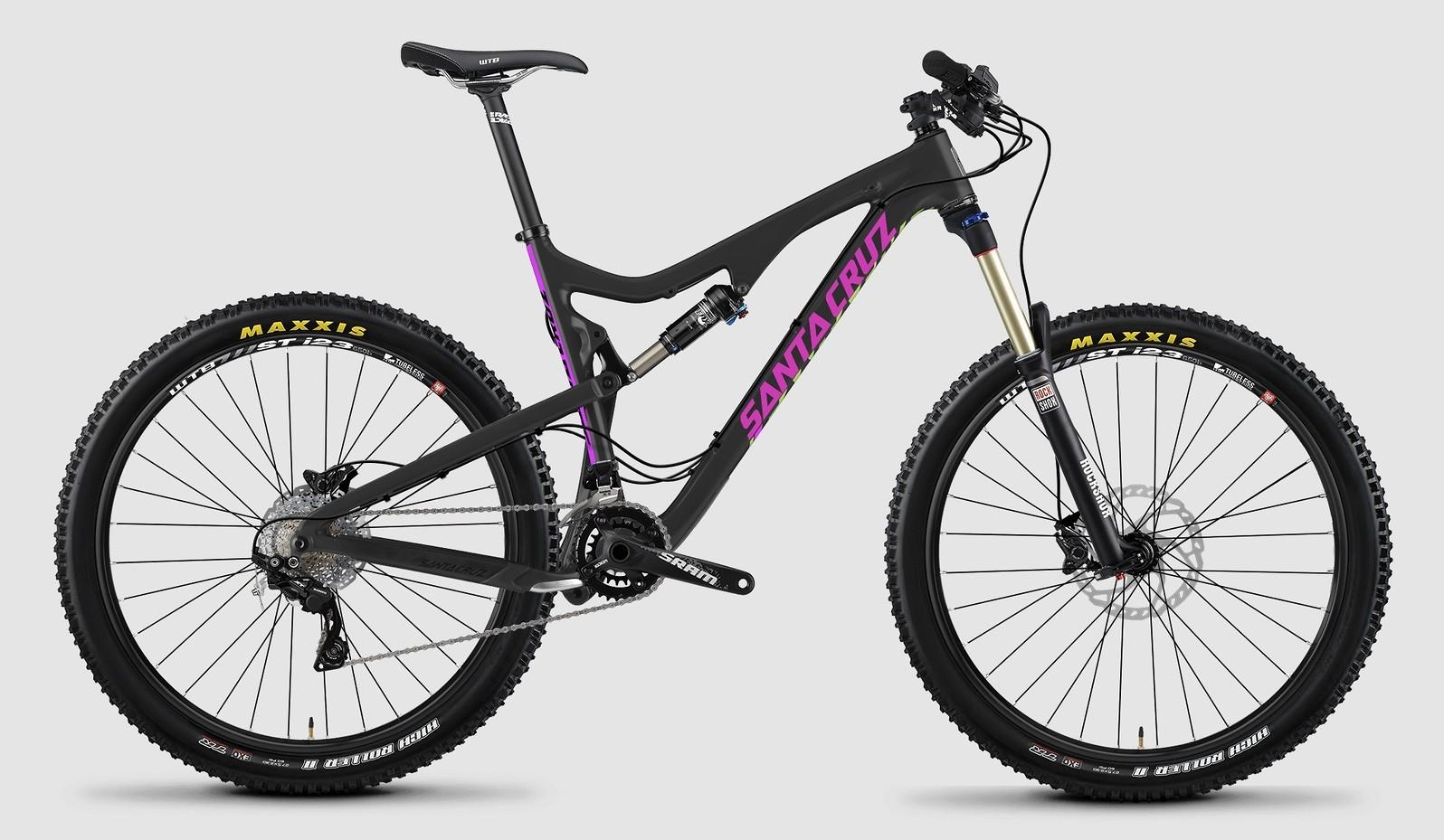 bike - 2015 Santa Cruz Bronson Carbon R