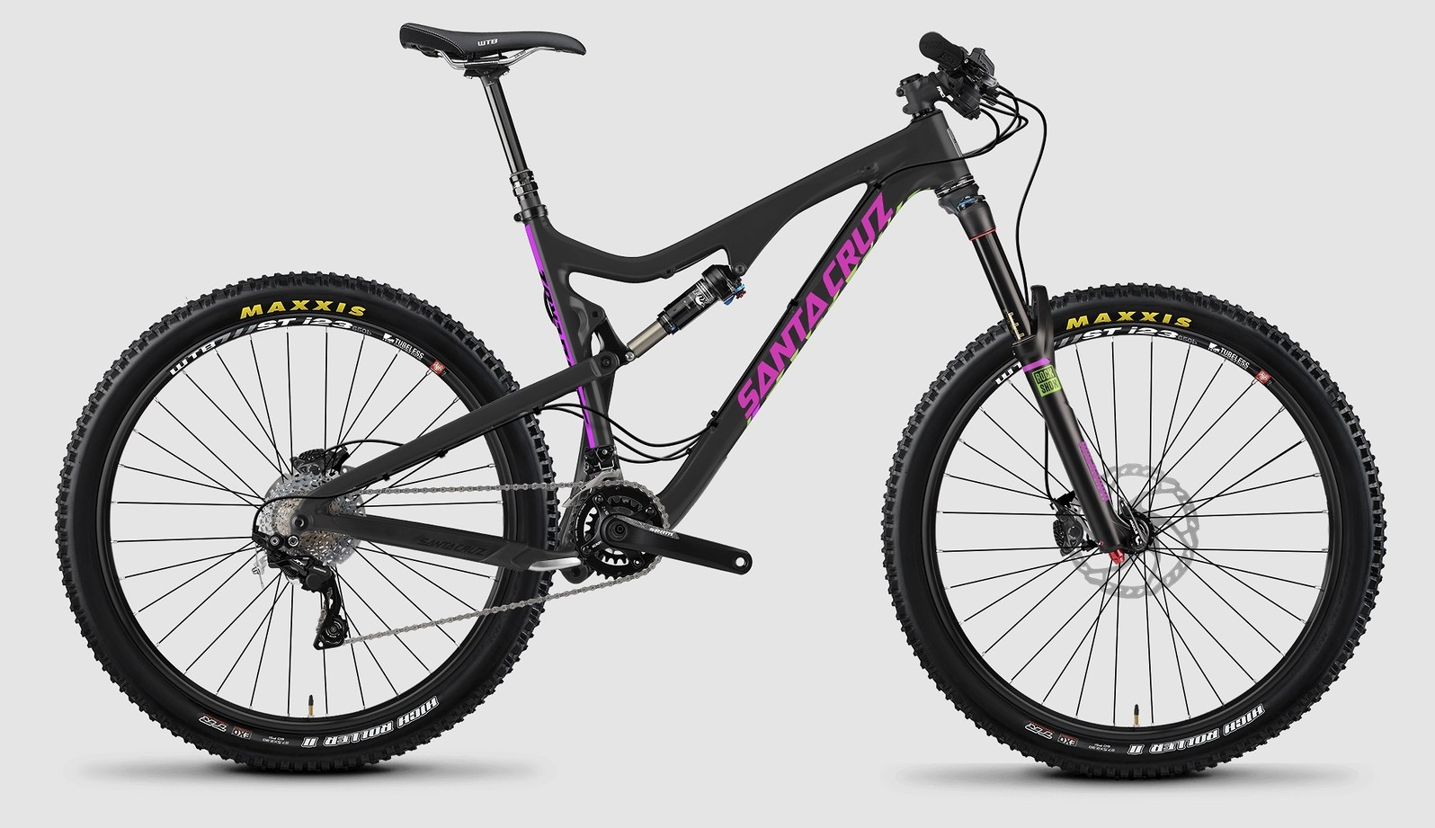 bike - 2015 Santa Cruz Bronson Carbon S