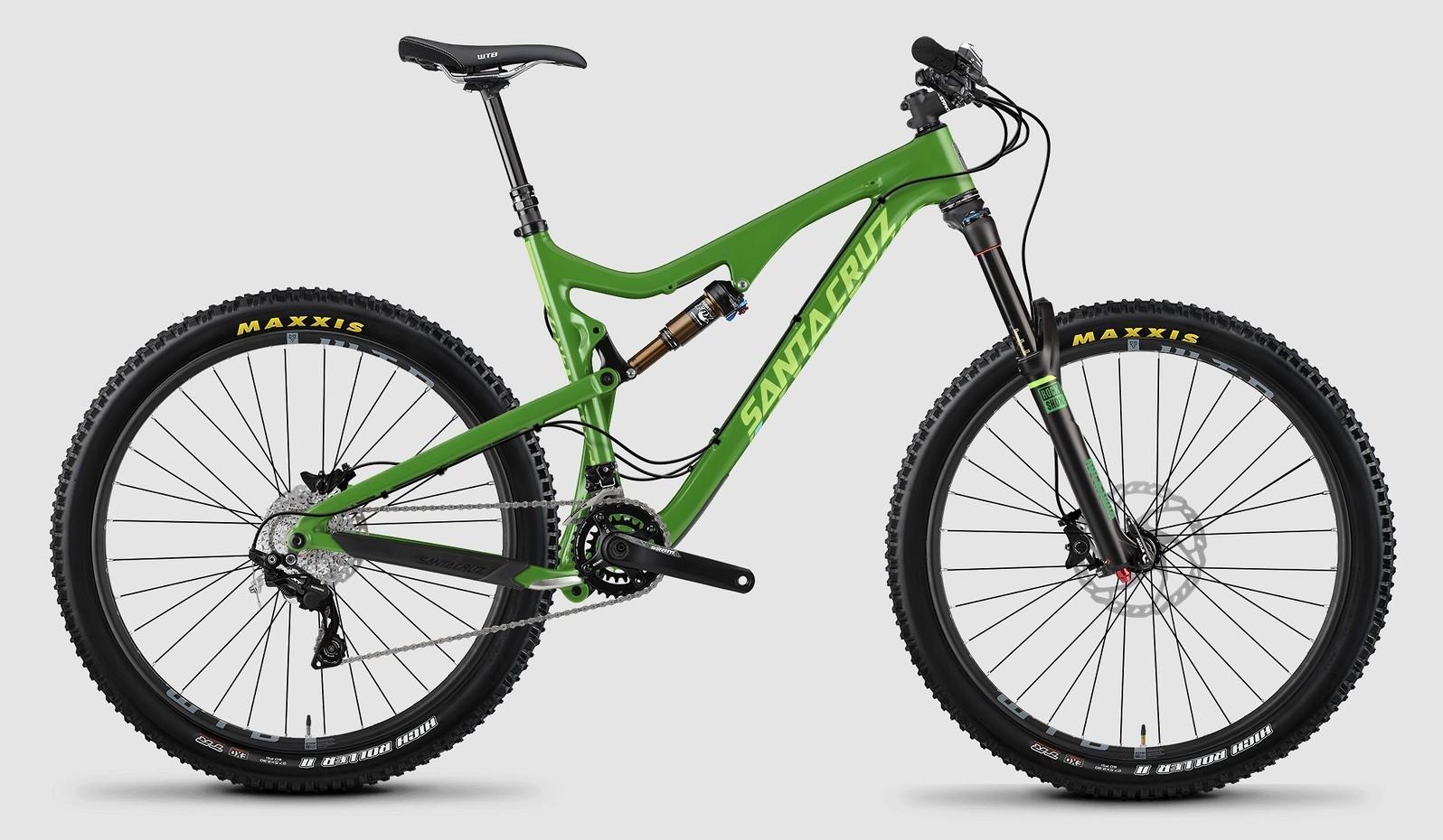 bike - 2015 Santa Cruz Bronson Carbon C XT