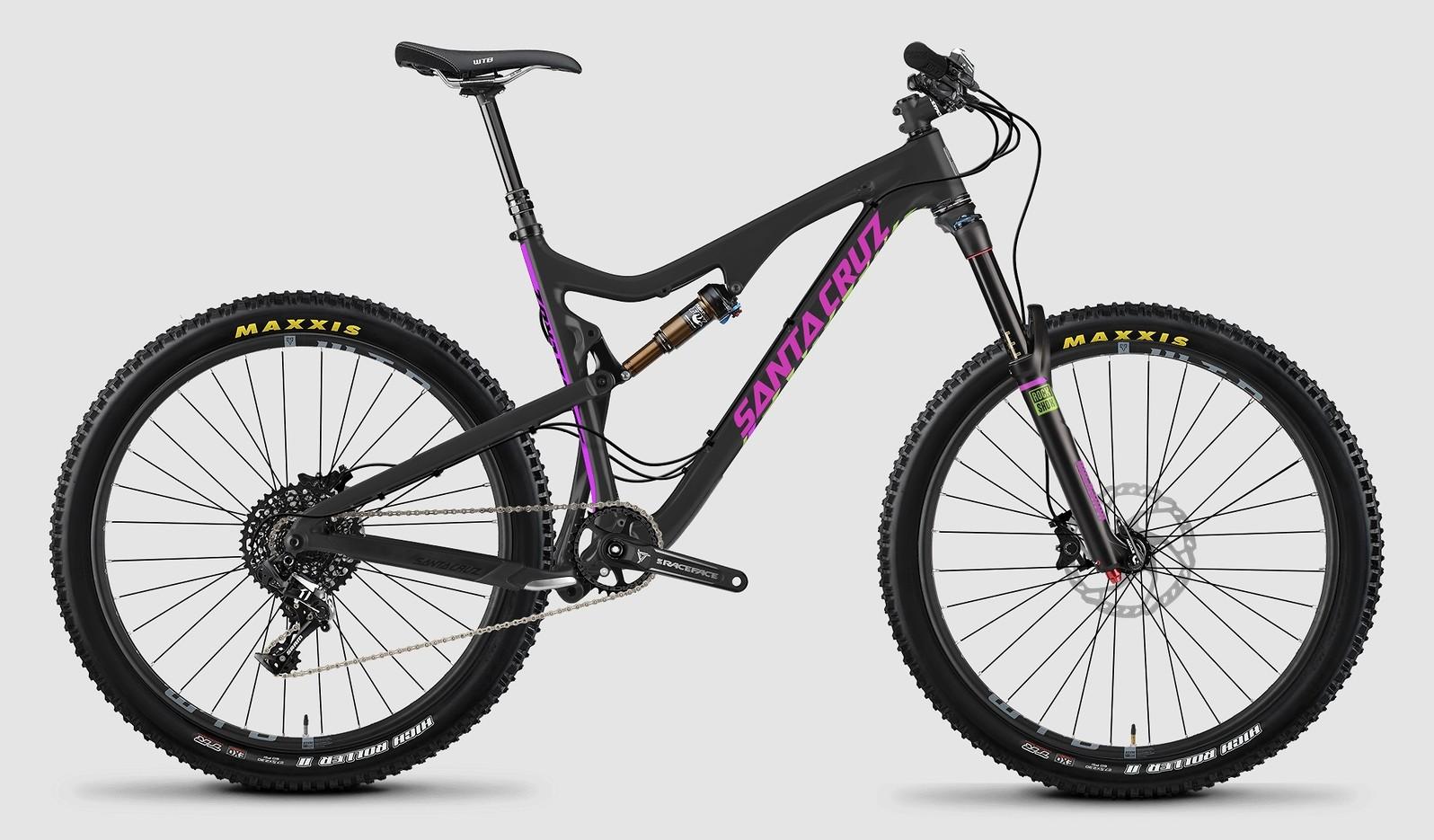 bike - 2015 Santa Cruz Bronson Carbon C X01