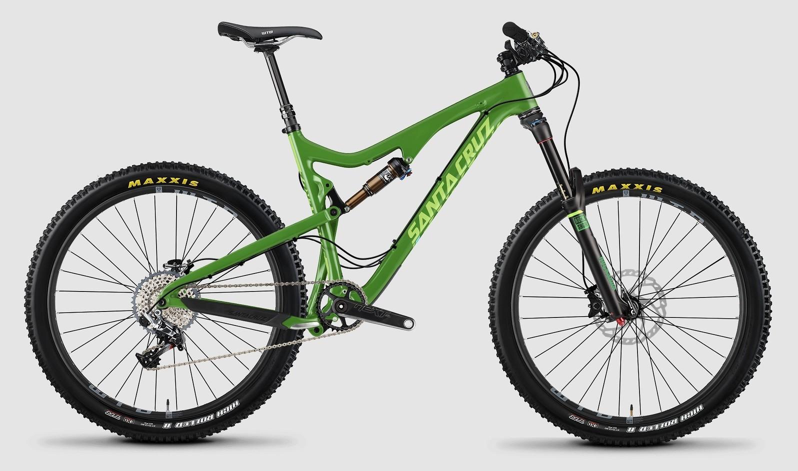 bike - 2015 Santa Cruz Bronson Carbon C XX1