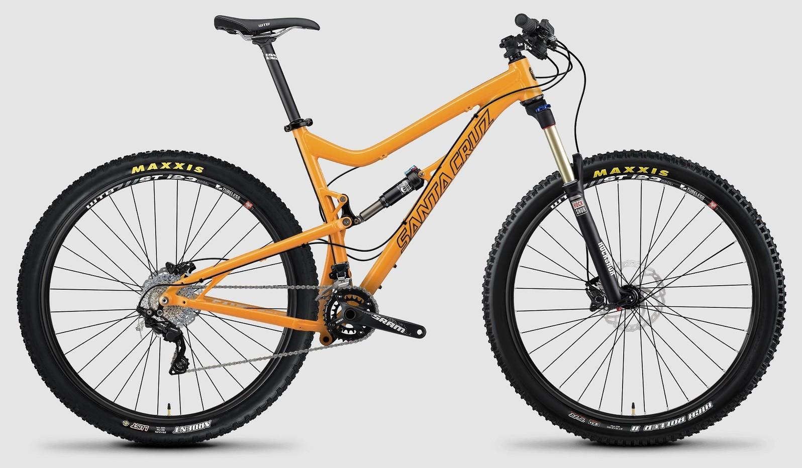 2015 Santa Cruz Tallboy LT Aluminum R bike