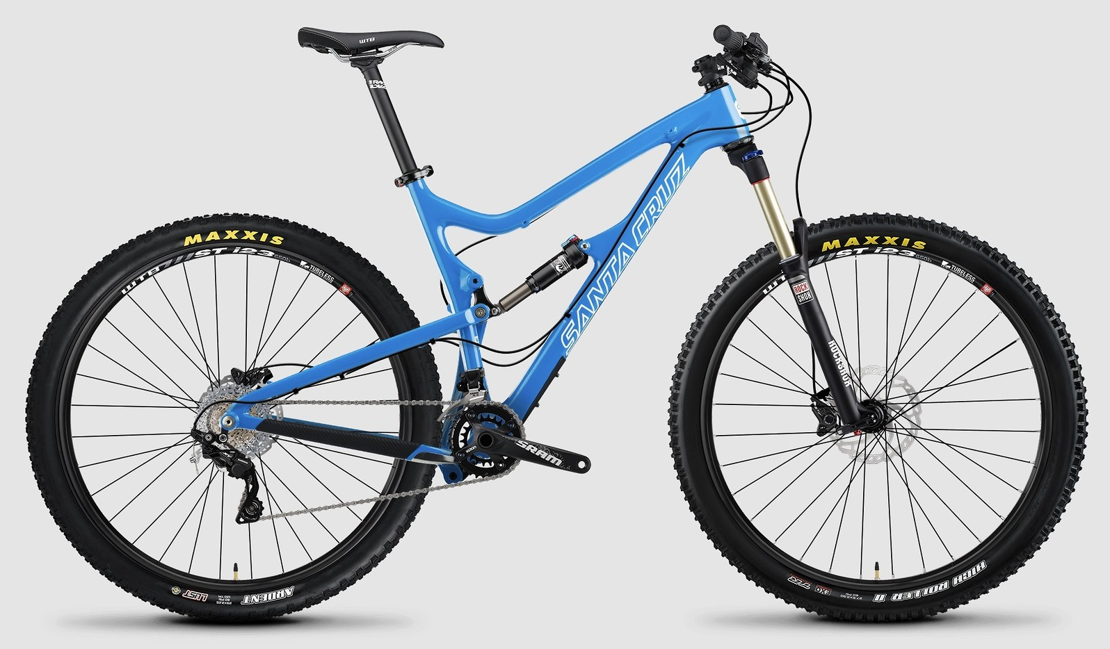 2015 Santa Cruz Tallboy LT Carbon C R bike