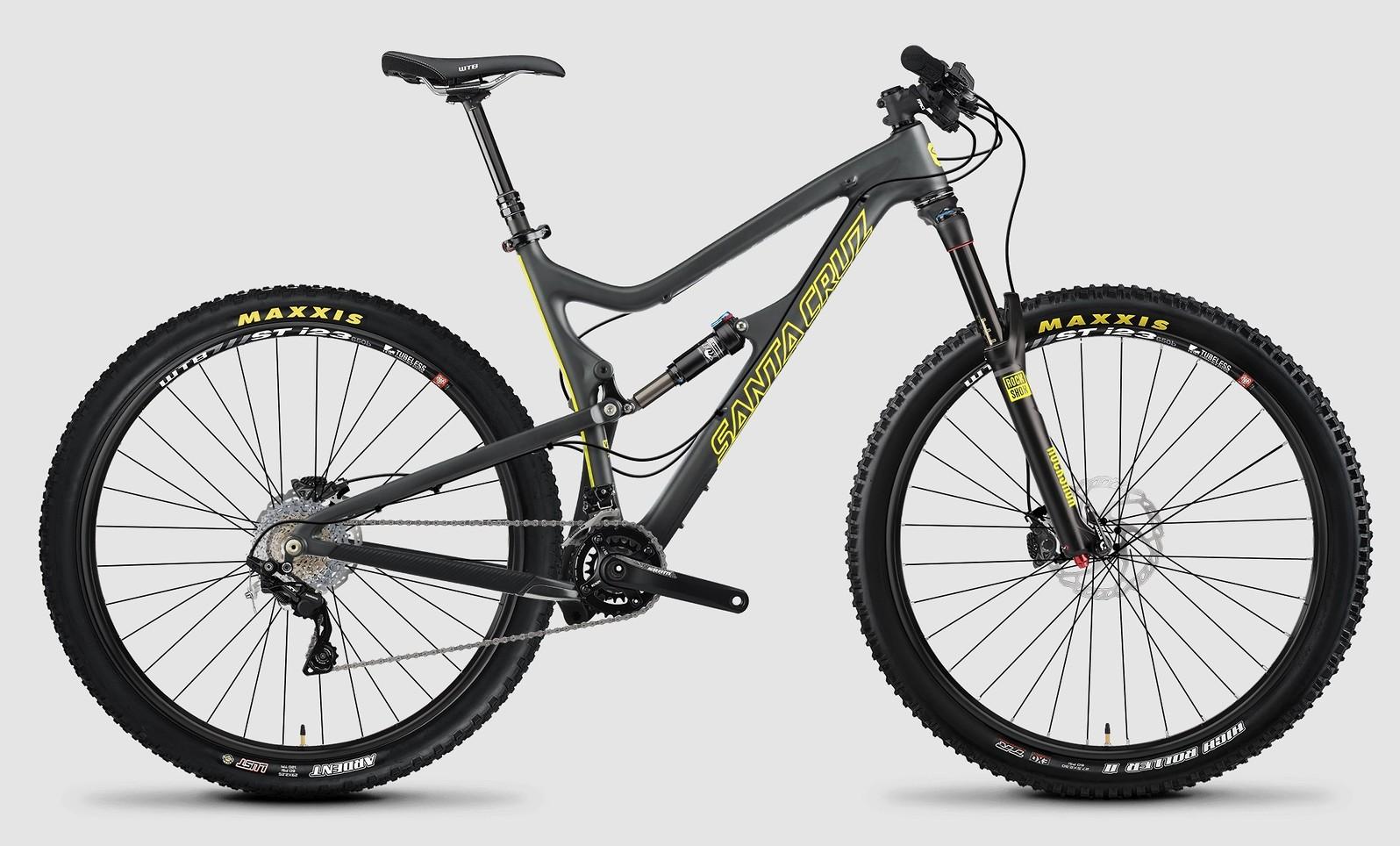 2015 Santa Cruz Tallboy LT Carbon C S bike