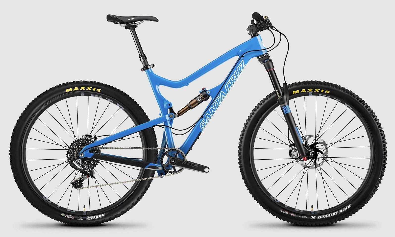 2015 Santa Cruz Tallboy LT Carbon C XX1 bike