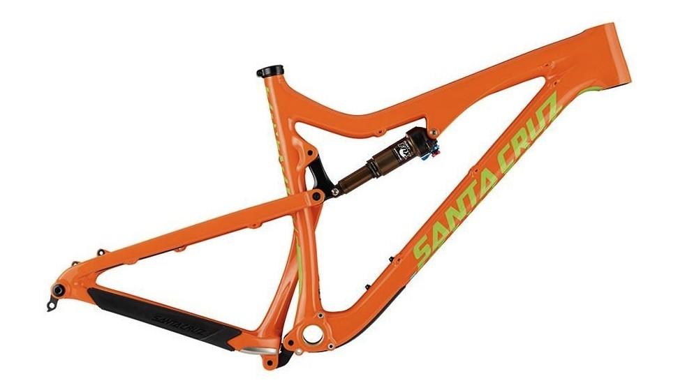 2015 Santa Cruz 5010 Carbon Frame - Orange