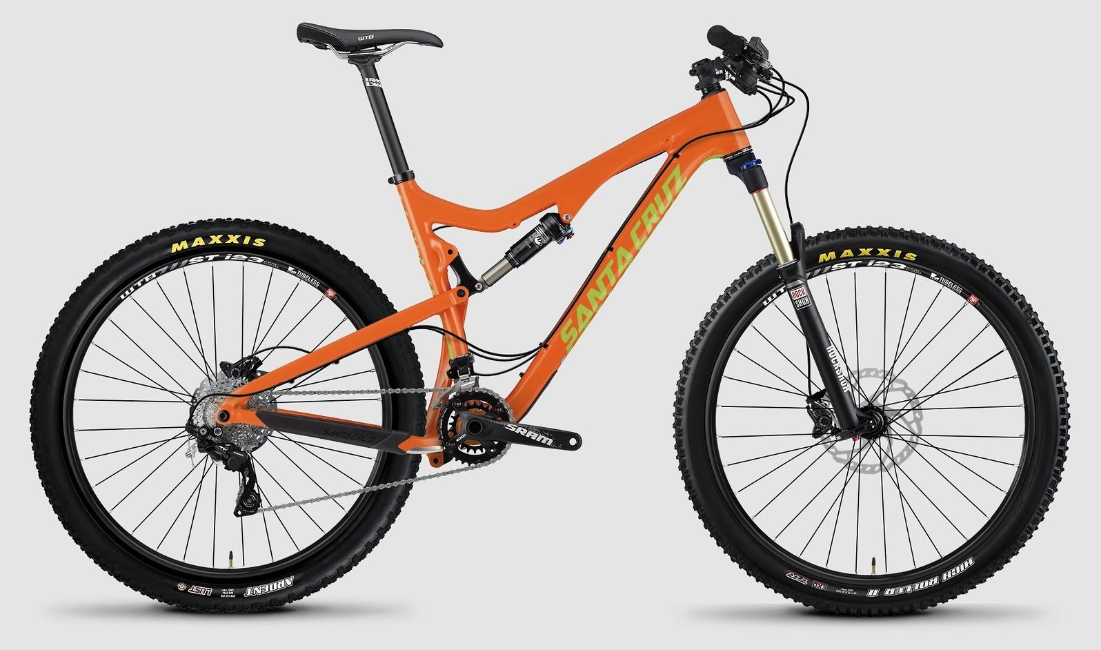 2015 Santa Cruz 5010 Carbon R bike