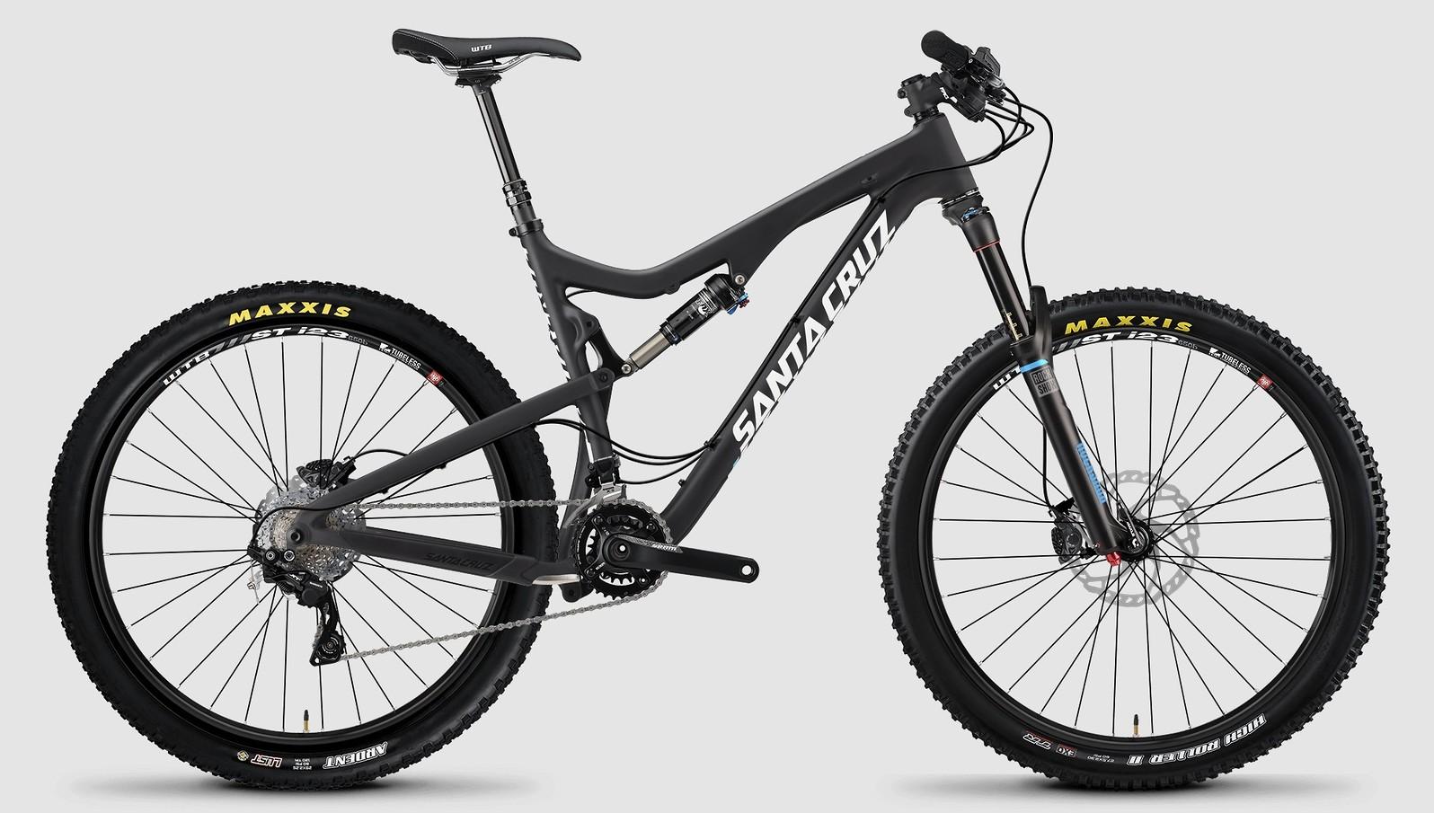 2015 Santa Cruz 5010 Carbon S bike