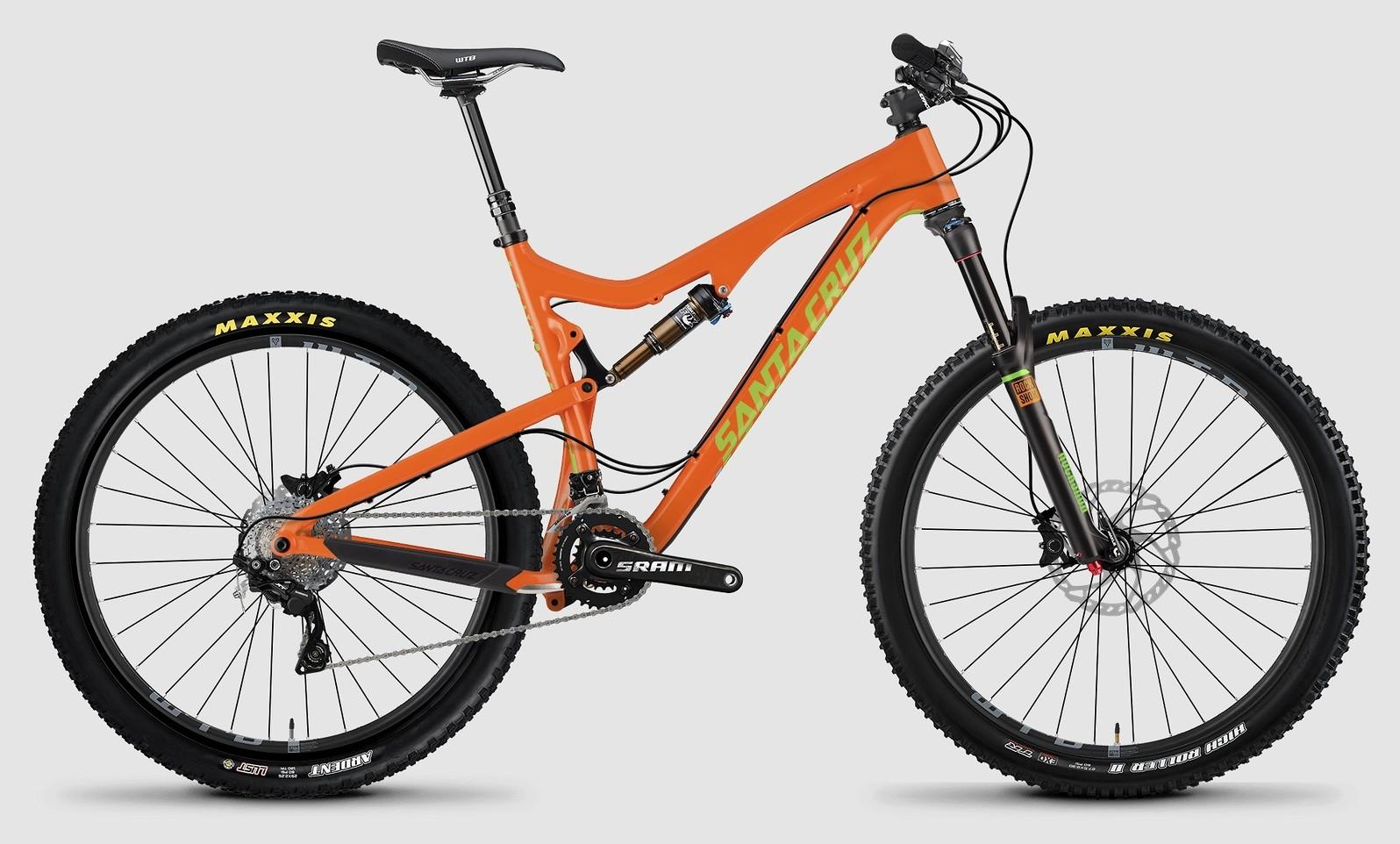2015 Santa Cruz 5010 Carbon XT bike