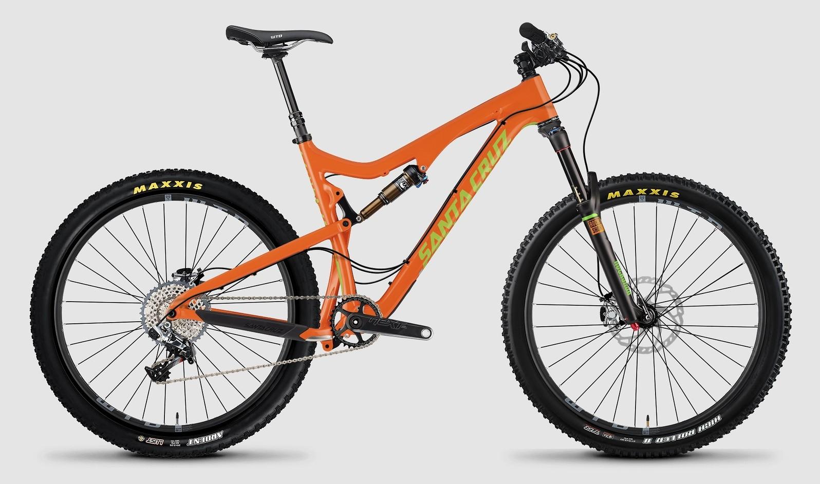 2015 Santa Cruz 5010 Carbon XX1 bike
