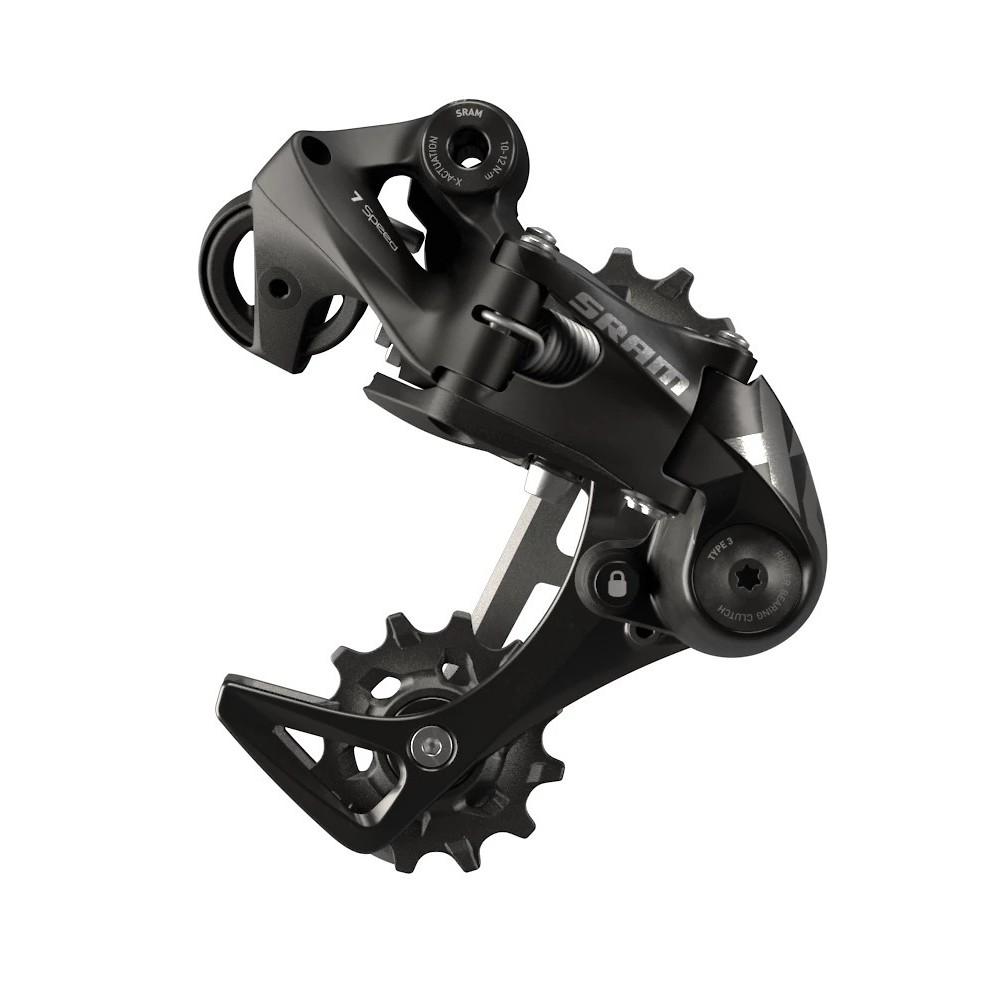 GX DH Black Speed: 7 Combination: MatchMaker X SRAM Trigger Shifter