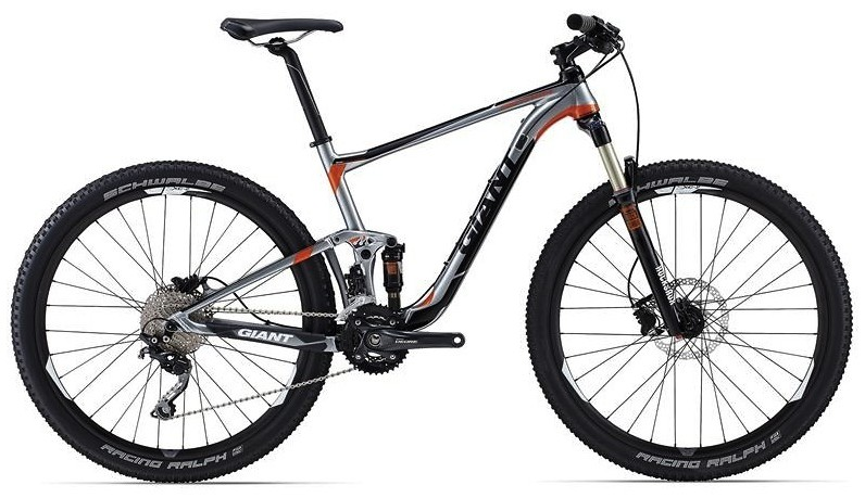 2015 Giant Anthem 27.5 3 bike