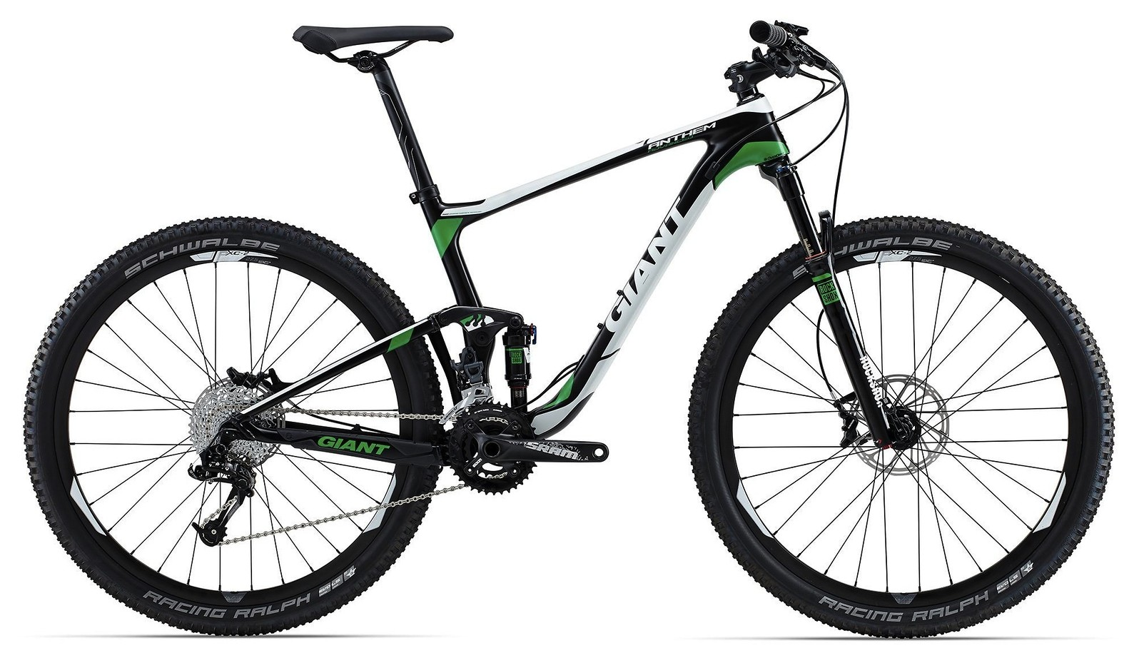 2015 Giant Anthem Advanced 27.5 2