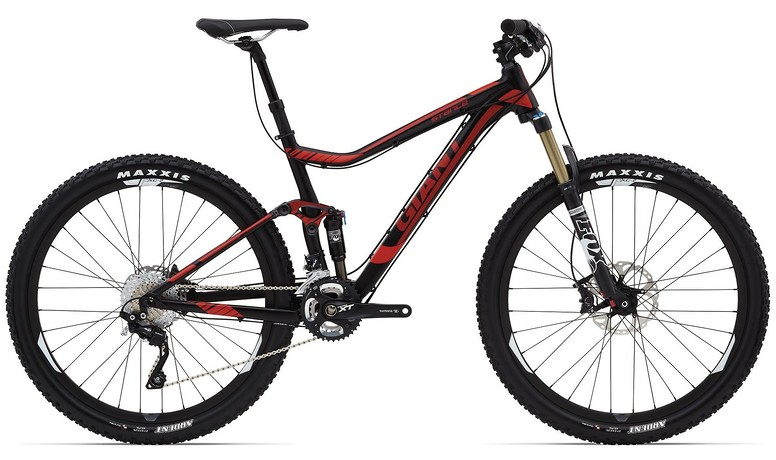 2015 Giant Stance 27.5 0