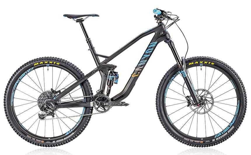 2015 Canyon Strive CF 8.0 Race