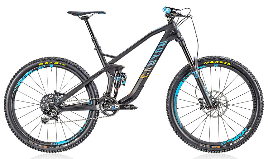 2015 Canyon Strive CF 9.0 Race