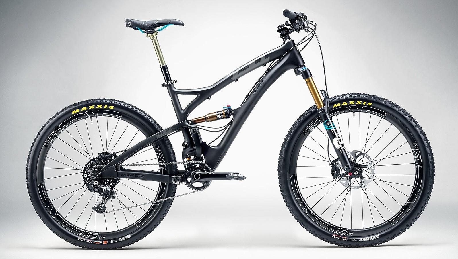2015 Yeti SB5 Carbon - black