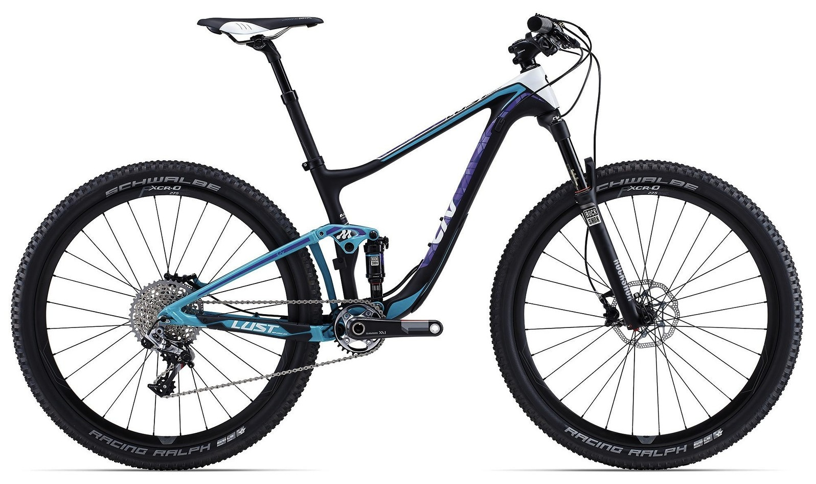 2015 Giant Women's Lust Advanced 0