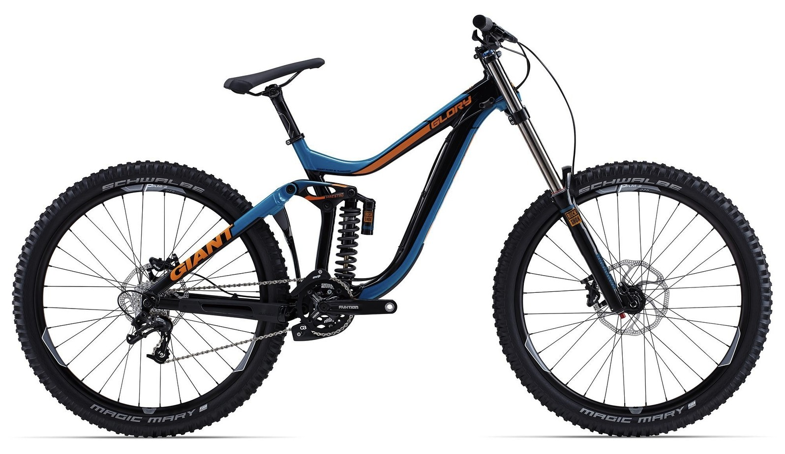 2015 Giant Glory 27.5 2 bike