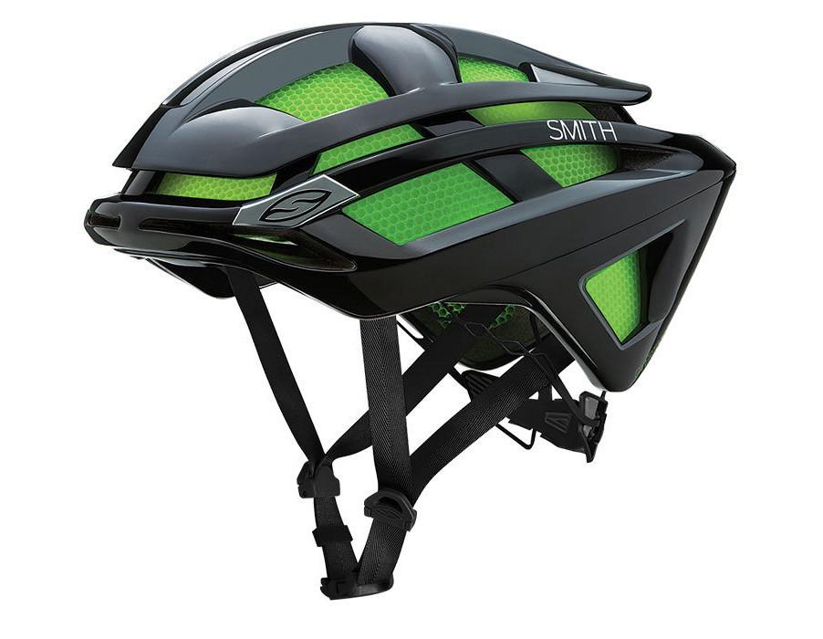 Smith Overtake Helmet - BLACK