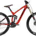 2015 Trek Session 9.9 DH 27.5 Bike