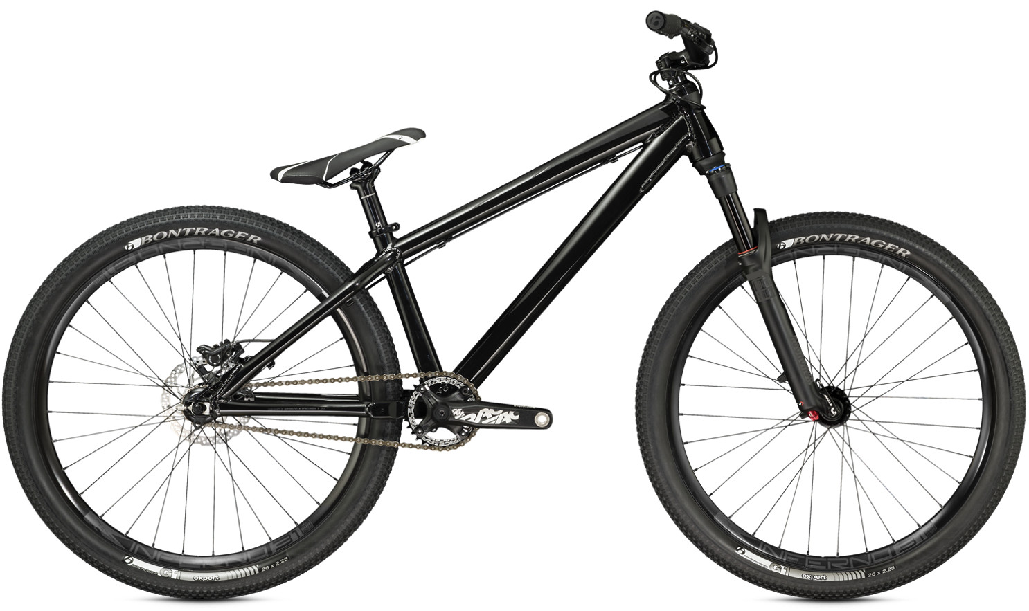 2015 Trek Ticket DJ Bike - Reviews, Comparisons, Specs - Mountain ...