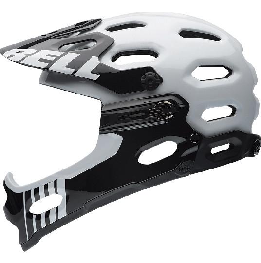Bell Super 2R Helmet - White