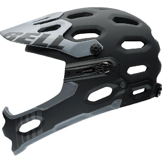 Bell Super 2R Helmet - Matte Black