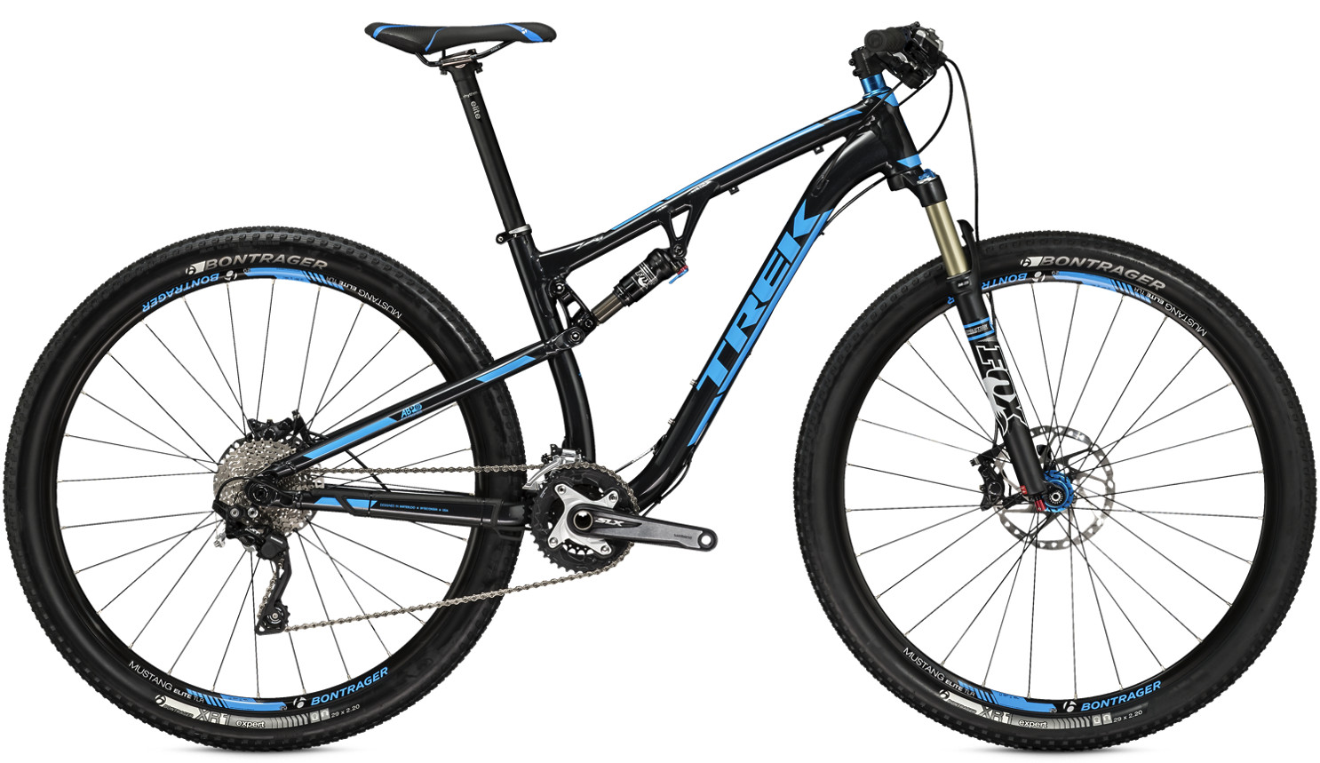 2015 Trek Superfly FS 8
