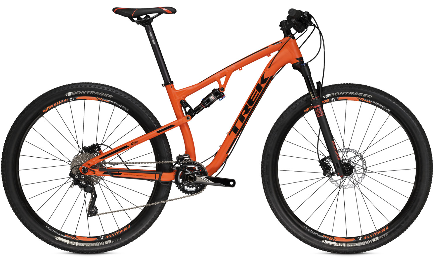 2015 Trek Superfly FS 7