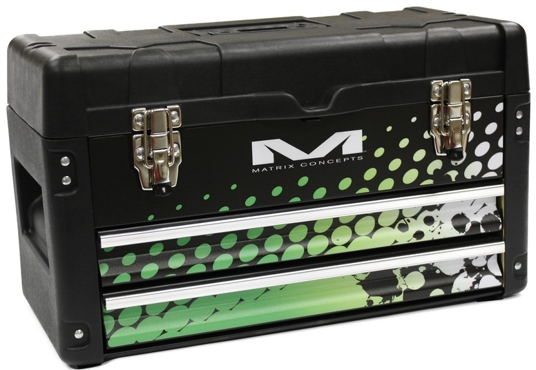 Matrix Concepts M31 Worx Toolbox - green