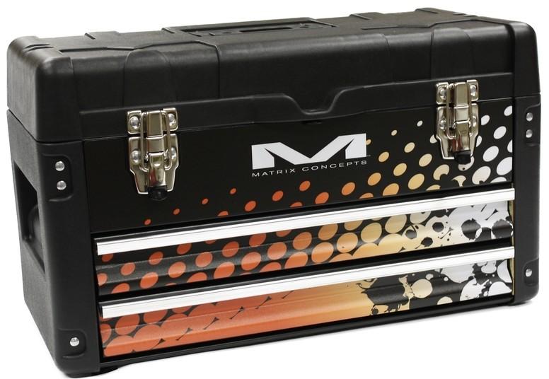Matrix Concepts M31 Worx Toolbox - orange