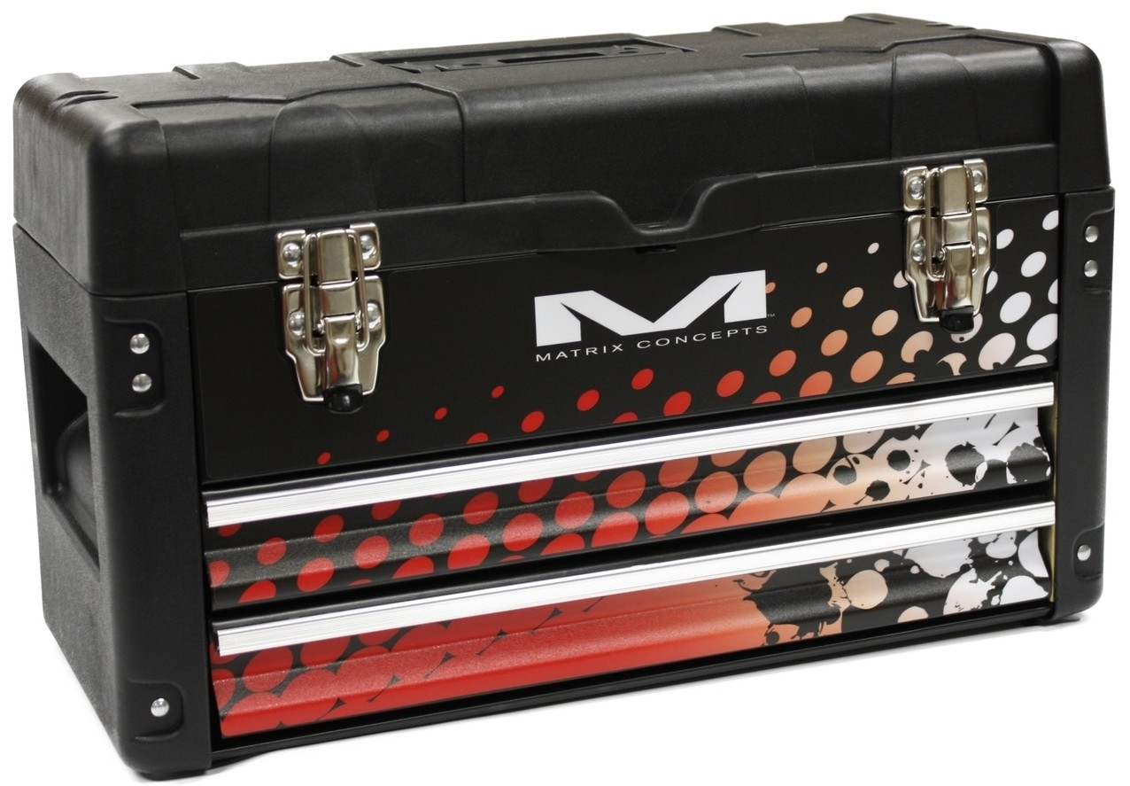 Matrix Concepts M31 Worx Toolbox - red