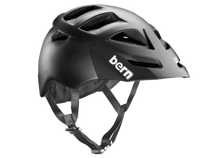 Bern Morrison Helmet - Black