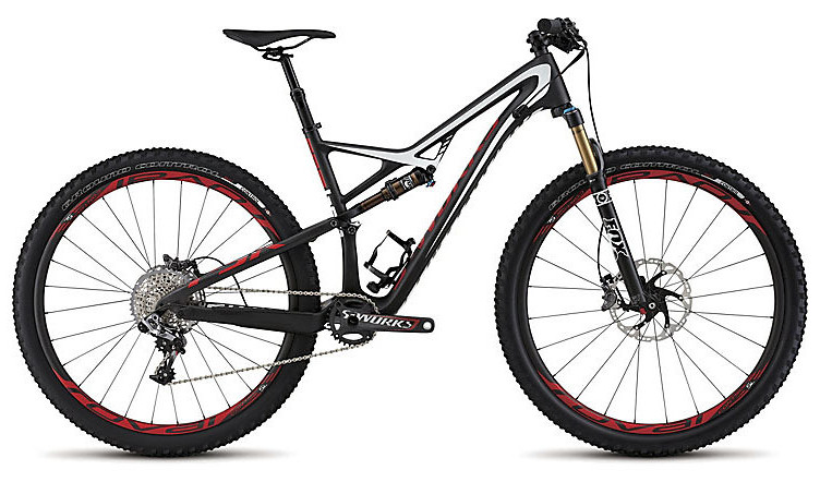 2015 Specialized S-Works Camber 29