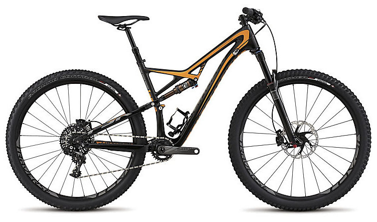 2015 Specialized Camber Expert Carbon Evo 29