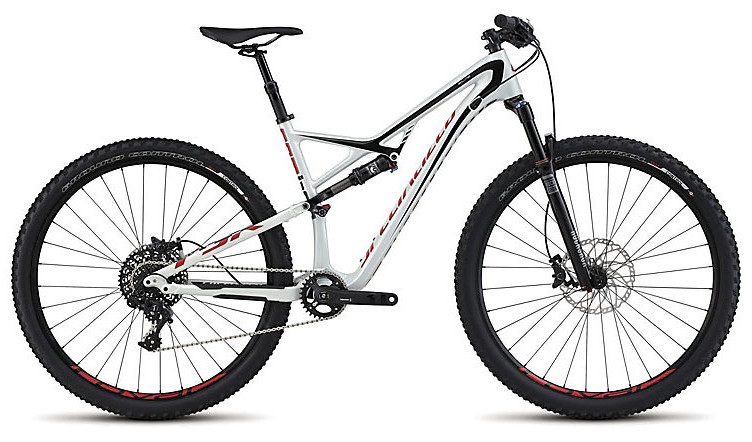 2015 Specialized Camber Elite Carbon 29