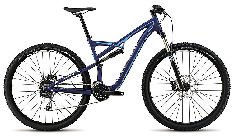 2015 Specialized Camber 29 Bike - Reviews, Comparisons, Specs ...