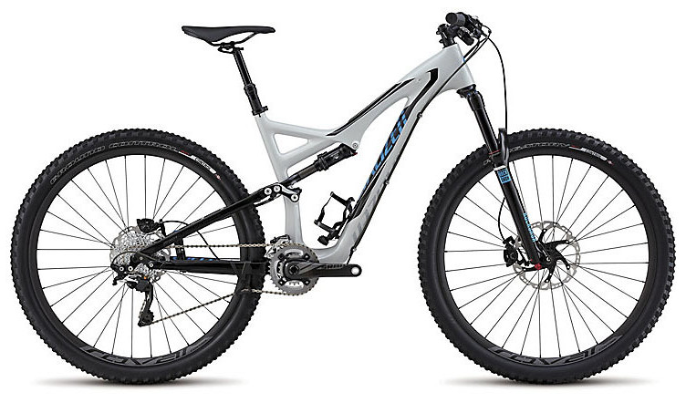2015 Specialized Stumpjumper FSR Expert Carbon 29 bike