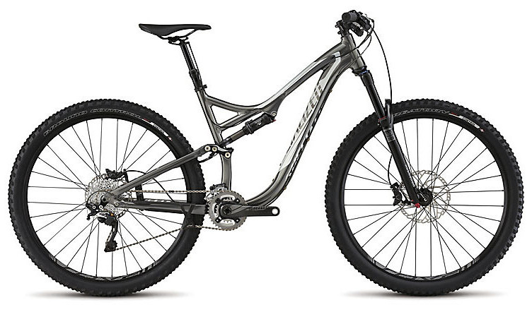2015 Specialized Stumpjumper FSR Elite 29 bike