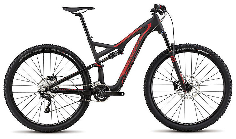 2015 Specialized Stumpjumper FSR Comp Carbon 29