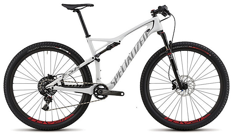 2015 Specialized Epic Expert Carbon World Cup 29 Bike