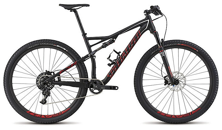 2015 Specialized Epic Elite M5 World Cup