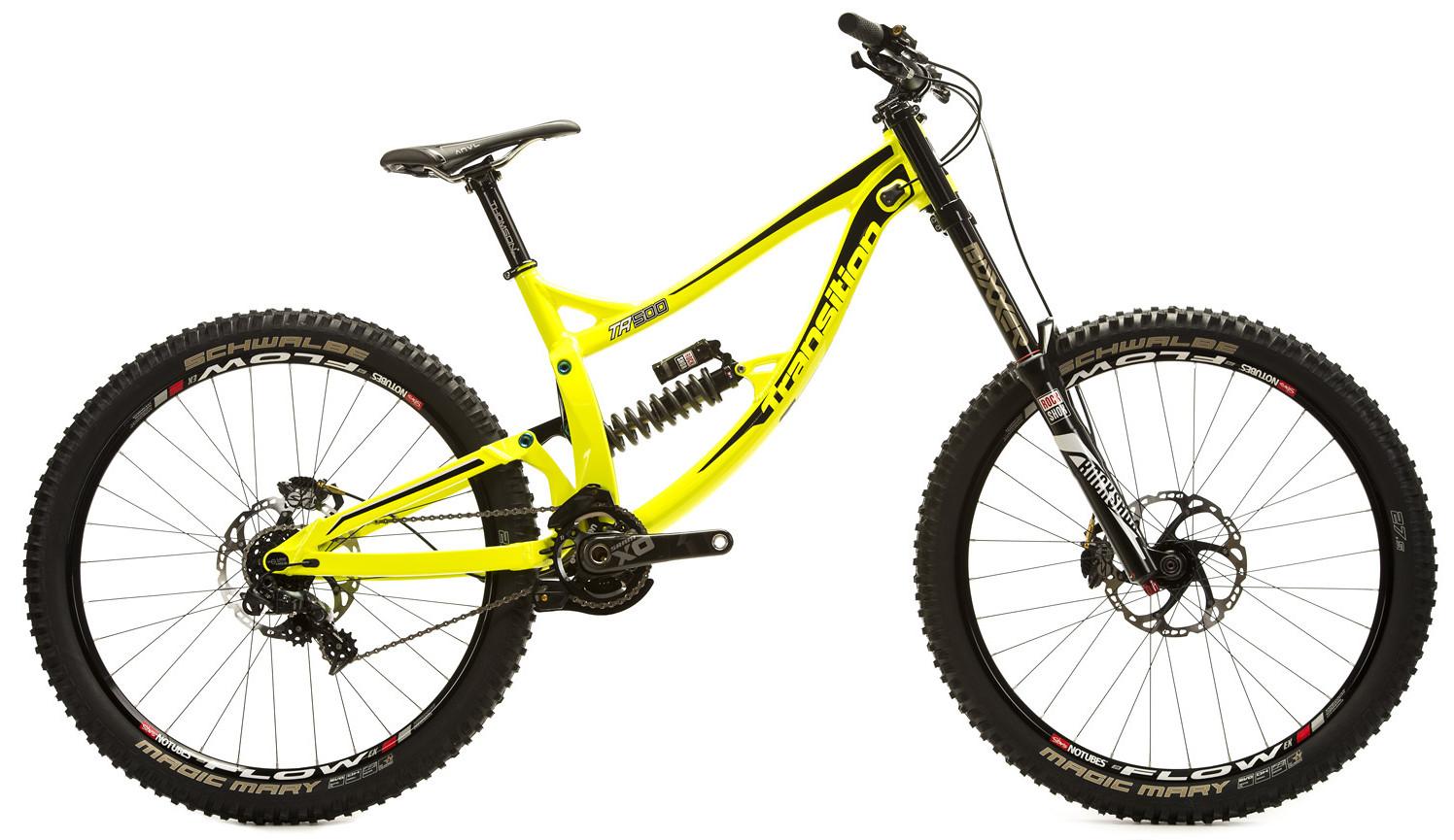 "2015 Transition TR500 1 27.5"" bike"